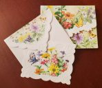 Butterfly & Wildflower Note Cards